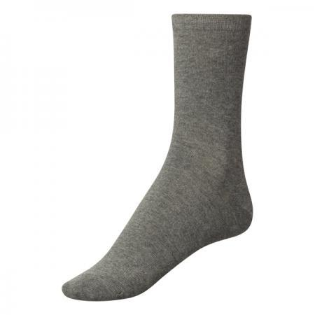 Pex Award 5 Pair Pack Grey Short Socks